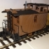 US Bobber Caboose Scale 1/32 - OpenRailway image