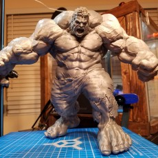 Picture of print of Hulk