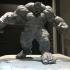 Hulk print image
