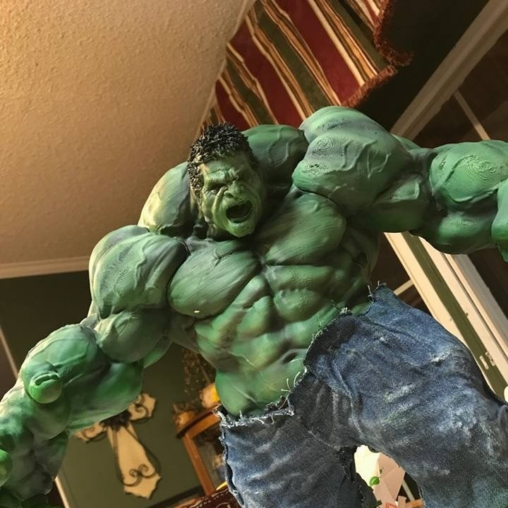 Picture of print of Hulk This print has been uploaded by Colton James Ballow