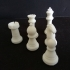 Chess game set image
