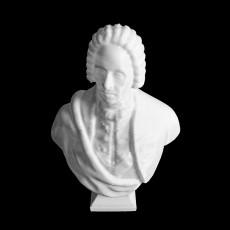 Bust of Francesco Bartolomeo Rastrelli