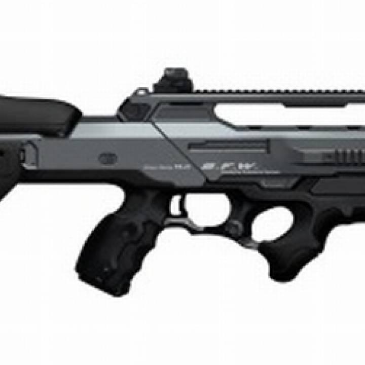 Deus Ex 3-4 Rifle