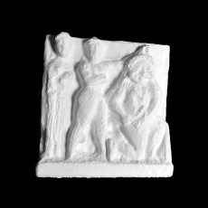 Perseus Killing Medusa