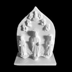 Triad of Shakyamuni Buddhas