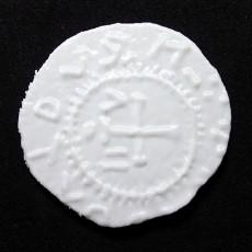 Sutton Hoo Gold Coin 5