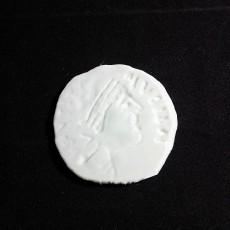 Sutton Hoo Gold Coin 1