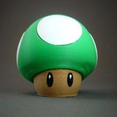 Power-up Mushroom from Mario