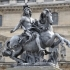 Equestrian Statue of King Louis XIV image