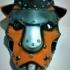 Pay Day 2 Tech Lion Mask image