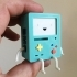 Adventure Time BMO -Sitting with faces to change image