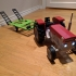 OpenRC Tractor print image