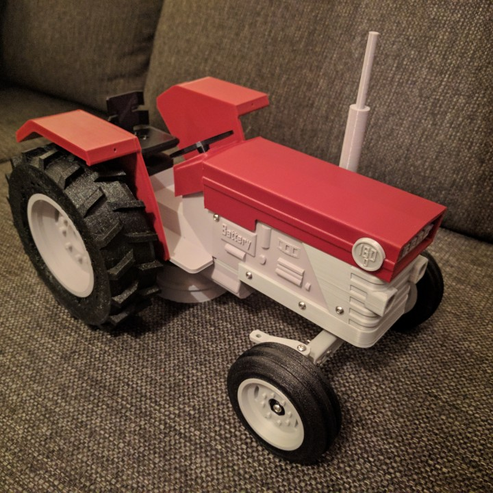 Picture of print of OpenRC Tractor This print has been uploaded by Jonas Hansen