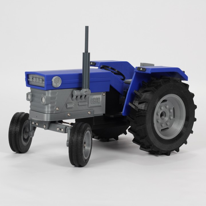 Picture of print of OpenRC Tractor This print has been uploaded by steven brouwers