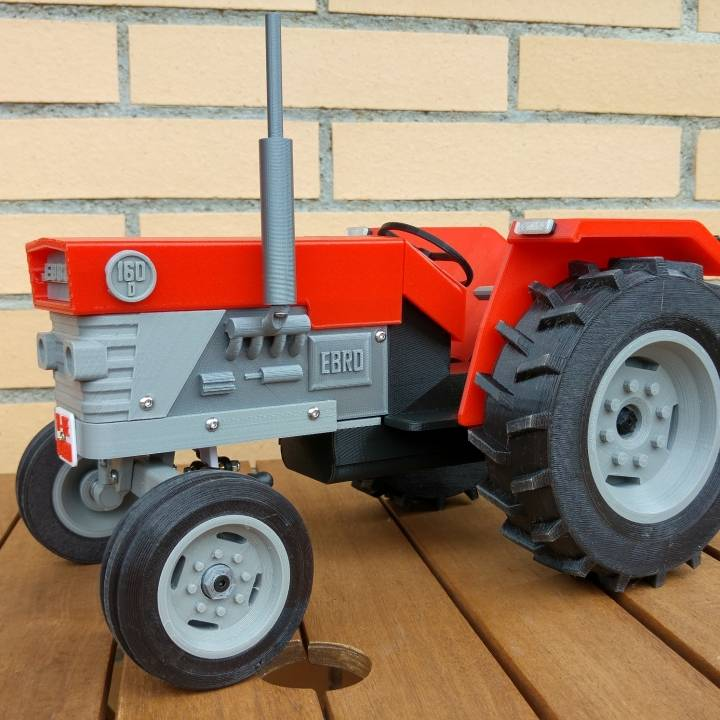 OpenRC Tractor