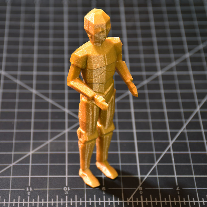 Low-Poly Toys - Dual Extrusion version