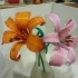 Large Lily Flower Decoration image