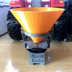 Picture of print of OpenRC Tractor fertilizer