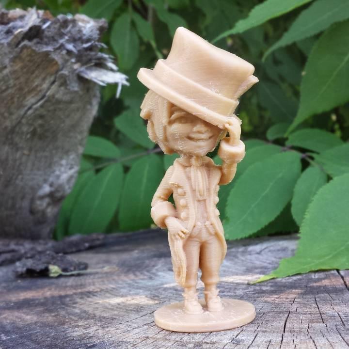 Chibi Hatter