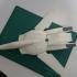 VALKYRIE VF-1S Veritech Fighter print image
