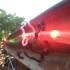 Christmas Lights Rain Gutter Clip - Mistletoe image