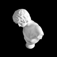Antinous Ecouen Bust