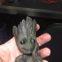 "Baby Groot flower pot: ""Gardens"" of the Galaxy 2 print image"