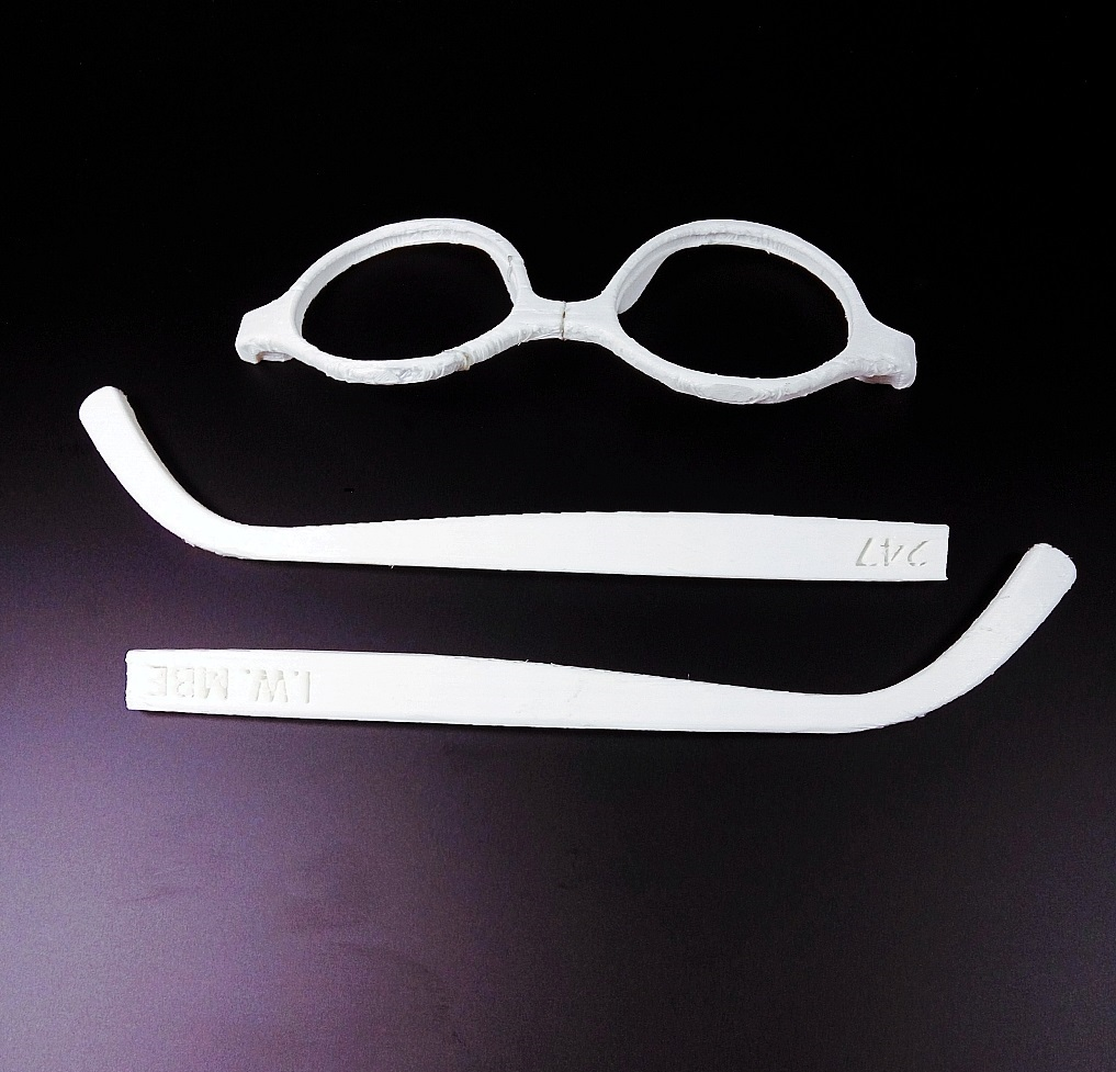 Ian Wright Glasses - GH image