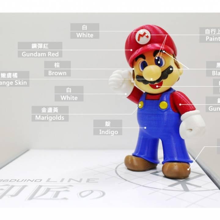 Super Mario complete set