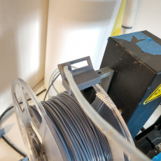 Picture of print of UP Plus 2 3D Printer - Filament Guide