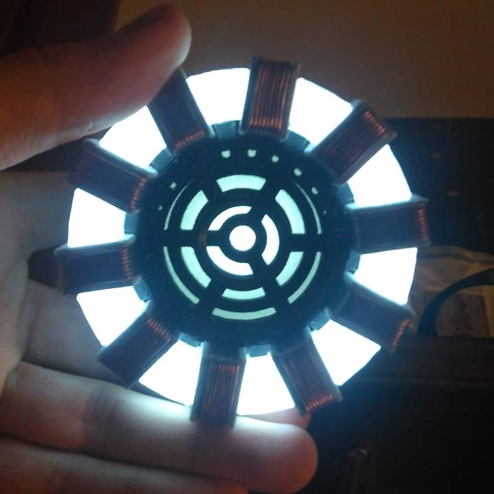 Iron Man's Arc Reactor MK1