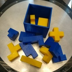 4x4 Puzzle Box