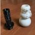 Snowman Maze Puzzle Box! image