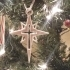 Bethlehem Star/Cross Ornament image