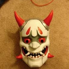 Oni Genji Mask