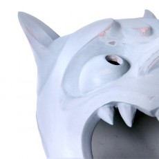 Picture of print of Oni Genji Mask