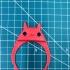 Totoro Bookmark print image