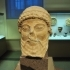 Head of a Bearded Deity image