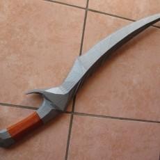 Blade Of Woe