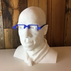 #DesignItWright My Version of Specs for Ian Wright 2.0