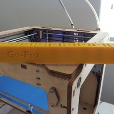 Picture of print of Go Pro Hardware Organizer