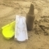 Sandcastle Bottle of Beer Mould primary image