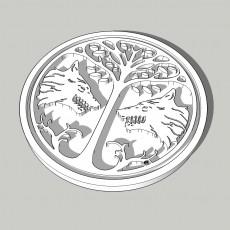 Destiny Emblem Coasters - The PVP Set