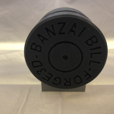 Picture of print of BULLET BILL / BANZAI BILL