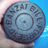 BULLET BILL / BANZAI BILL print image