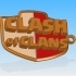 Clash of Clans keyring image