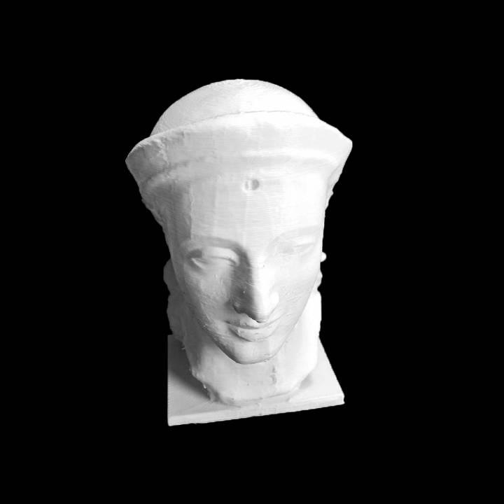 Head of Athena