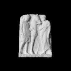 Grave Stele of an Athenian Horseman
