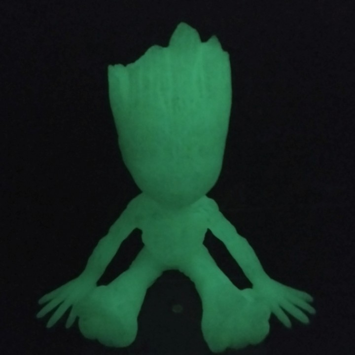 Picture of print of Baby Groot This print has been uploaded by Adam Wood