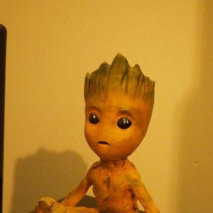 Picture of print of Baby Groot This print has been uploaded by Jack Williams